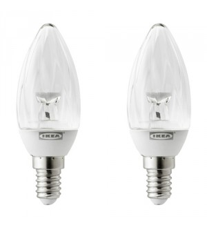 RYET, Bec LED E14 100lumeni, transparent